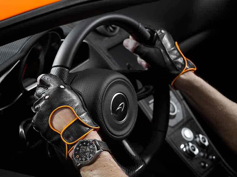 guantes puma coche