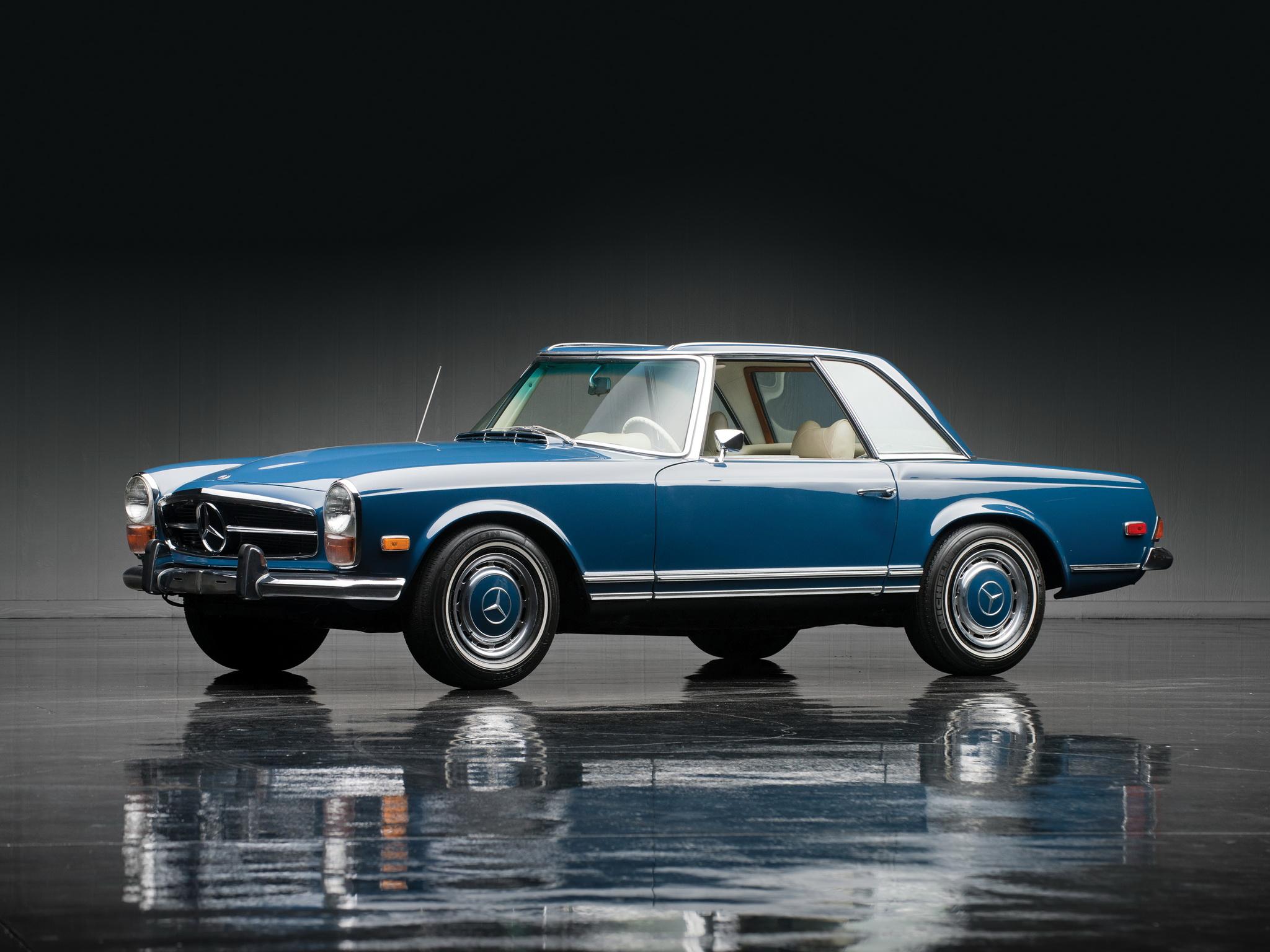 Mercedes benz 280 sl for Mercedes benz sl280 for sale